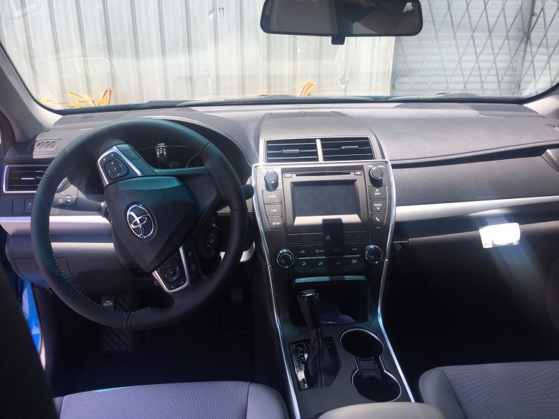 Toyota Camry 2017 for rent