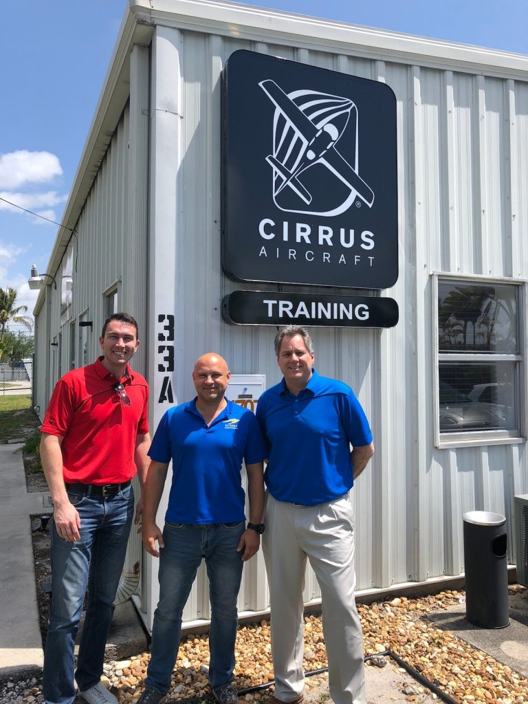 SkyEagle Aviation has officially become a Cirrus Training Center!