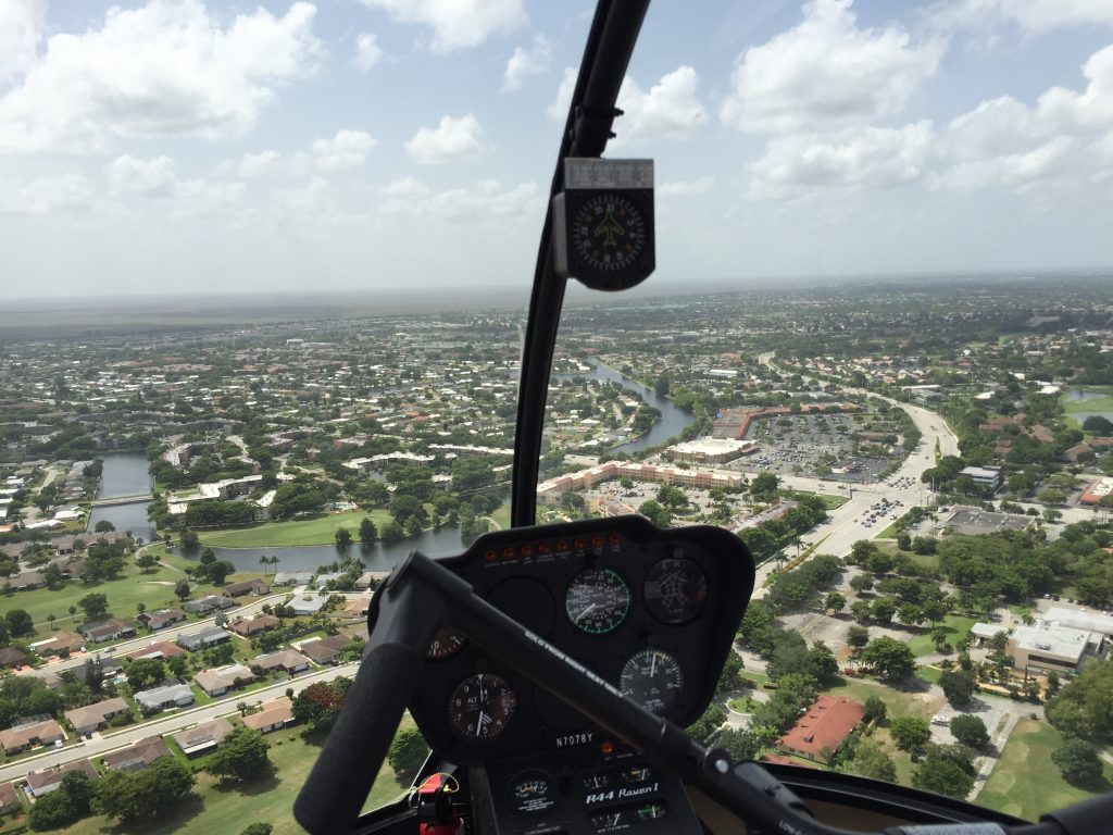 Helicopter trainings available now!