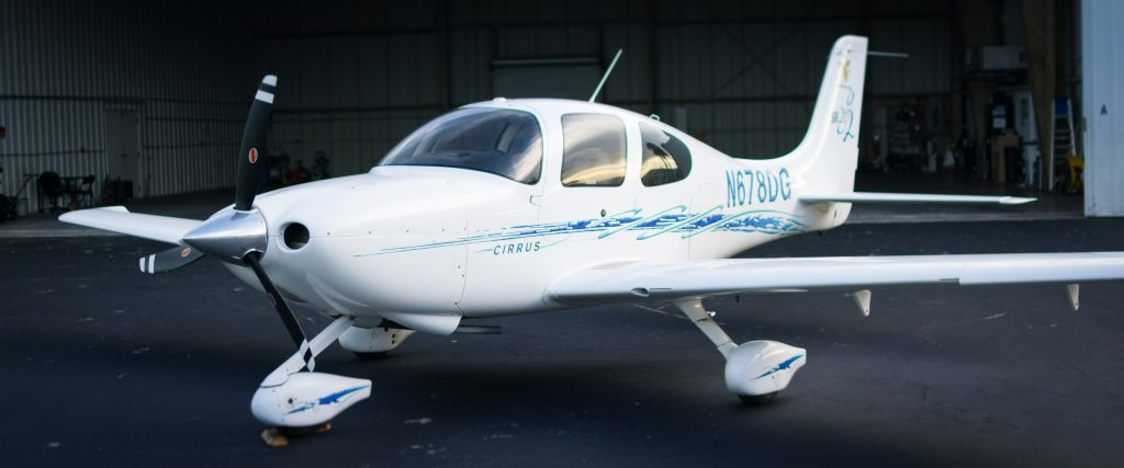 Cirrus SR20 Training