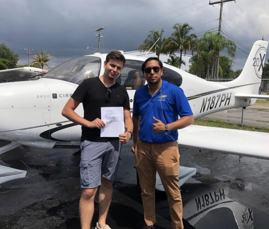 Private Pilot License