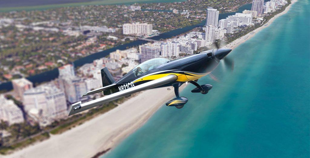 Aerobatic Flight Training