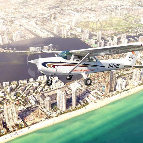 Cessna 172N  | N41ME
