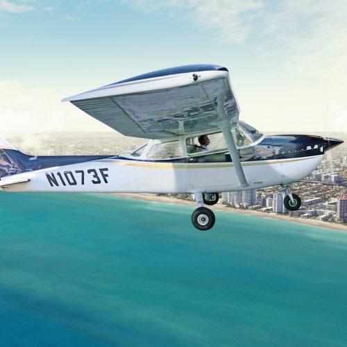 Cessna 172N | N1073F